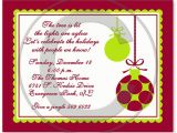 Christmas Lunch Party Invitation Wording Employees Christmas Lunch Wording Invitation Just B Cause