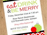 Christmas Party E Invitations Template 6 Best Images Of Christmas Party Invitation Printable