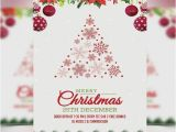 Christmas Party Invitation Images Free 30 Christmas Invitation Templates Free Sample Example