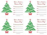 Christmas Party Invitation Images Free Christmas Party Invitations Free Printable