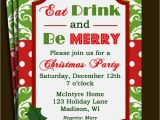 Christmas Party Invitation Templates Free Word Christmas Party Invitation Template Party Invitations