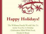 Christmas Party Invitation Templates Free Word Holiday Invitation Template 17 Psd Vector Eps Ai Pdf