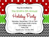 Christmas Party Invitation Templates Free Word Holiday Party Invites Party Invitations Templates
