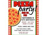 Christmas Pizza Party Invitations Pizza Party Flyer Template Pizza Party Flyer Awesome Pizza
