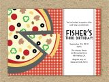 Christmas Pizza Party Invitations Pizza Party Invitations Party Invitations Templates