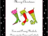 Christmas sock Exchange Party Invitation 41 Best Stocking Stuffing Party Images On Pinterest