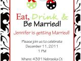 Christmas themed Bridal Shower Invitations Holiday Bridal Shower Invitation Bachelorette Party