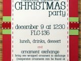 Christmas Work Party Invite Wording Christmas Party Invitations Wording for Work