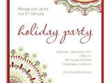 Christmas Work Party Invite Wording Work Christmas Invitation Templates and Office Party