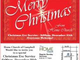 Church Christmas Party Invitation Campbell 39 S Home Church Invites You to Christmas Eve