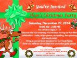Church Christmas Party Invitation Church Christmas Party Invitation You are Invited