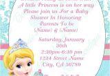 Cinderella Baby Shower Invitations 25 Best Ideas About Cinderella Baby Shower On Pinterest