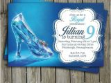 Cinderella Party Invitation Ideas 25 Best Ideas About Cinderella Party Invitations On