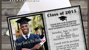 Class Of 2015 Graduation Invitations Class Of 2015 Graduation Party Invitation Printable