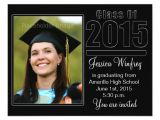 Class Of 2015 Graduation Invitations Class Of 2015 Graduation Photo Invitation Zazzle