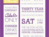 Class Party Invitation Template Class Reunion Invitation Templates orderecigsjuice Info