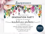 Class Party Invitation Template Graduation Party Invitation High School Graduation Invite