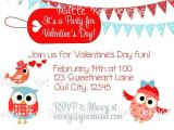 Class Valentines Party Invitation Valentine S Day Party Invitation School or Classroom