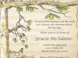 Classic Winnie the Pooh Baby Shower Invites Classic Winnie the Pooh Baby Shower Invitations