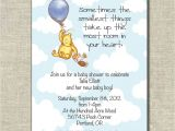 Classic Winnie the Pooh Baby Shower Invites Winnie the Pooh Baby Shower Ideas On Pinterest