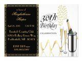 Classy 30th Birthday Invitations Elegant 30th Birthday Party Invitation