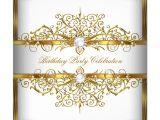 Classy Birthday Invitation Templates Elegant Birthday Party Invitations