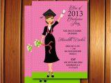 Classy Graduation Invitations Classy Graduate Graduation Invitation Announce It by