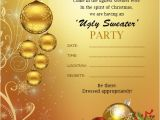 Clever Christmas Party Invitations Christmas Invitation Template and Wording Ideas