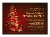 Client Appreciation Party Invitation Elegant Customer Appreciation Party Invitations
