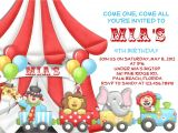 Clown Birthday Party Invitations Circus Invitations Birthday Party Best Party Ideas