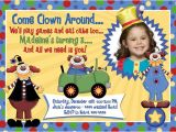 Clown Birthday Party Invitations Clown Birthday Invitations Ideas Bagvania Free Printable
