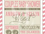 Co-ed Baby Shower Invitation Wording Coed Baby Shower Invites