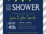 Co-ed Baby Shower Invitation Wording Unavailable Listing On Etsy