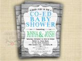 Co-ed Baby Shower Invite Co Ed Baby Shower Invitation Coed Baby Shower Invite Green