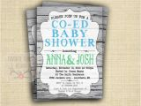 Co-ed Baby Shower Invites Co Ed Baby Shower Invitation Coed Baby Shower Invite