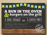 Co-ed Baby Shower Invites Couples Baby Shower Invitation Co Ed Baby Shower by