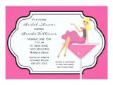 Cocktail Bridal Shower Invitations Cocktail Bridal Shower Invitation