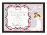 Cocktail Bridal Shower Invitations Modern Chic Bridal Shower Cocktail Party Invites 13 Cm X