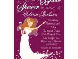 "Cocktail Bridal Shower Invitations Modern Wine Bridal Shower Cocktail Party Invites 5"" X 7"