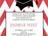 College Graduation Dinner Invitation Wording College Graduation Dinner Invitation Eyecarlie Designs