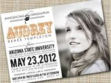 College Graduation Invitation Ideas 25 Best Ideas About College Graduation Announcements On