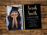 College Graduation Invitations 2018 Graduation Invitation Graduate 2018 High School Graduation