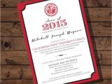 College Graduation Invitations and Announcements 17 Best Images About Graduation On Pinterest Fonts
