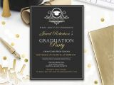 College Graduation Party Invitation Graduation Party Invitation Printable Boy College Graduation