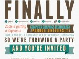 College Graduation Party Invitations Templates Free 40th Birthday Ideas Birthday Invitation Templates Indesign