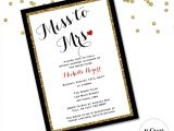 Combined Bridal Shower and Bachelorette Party Invitations Bachelorette Party Invite Ideas