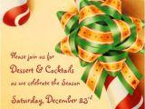 Company Holiday Party Invitation Ideas Company Christmas Party Invitation Ideas