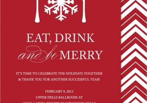 Company Holiday Party Invitation Ideas Company Holiday Party Invitations Cimvitation
