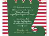 Company Holiday Party Invitation Ideas Work Holiday Party Invitation Wording Listmachinepro Com