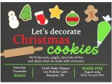 Cookie Decorating Party Invitation Wording 44 Best Christmas Cookie Decorating Party Images On
